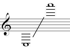 Contrabass clarinet