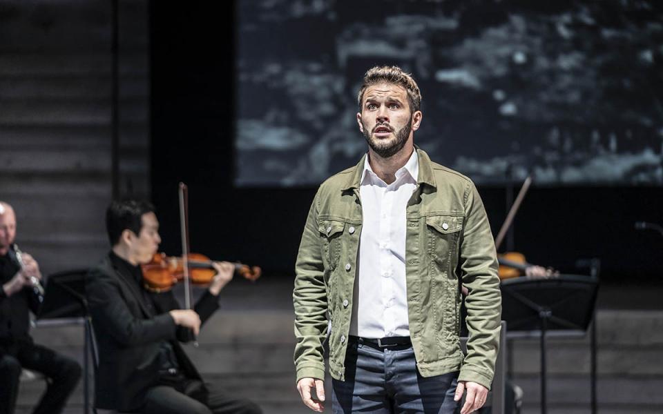 FIDELIO IN CONCERT performance at Garsington