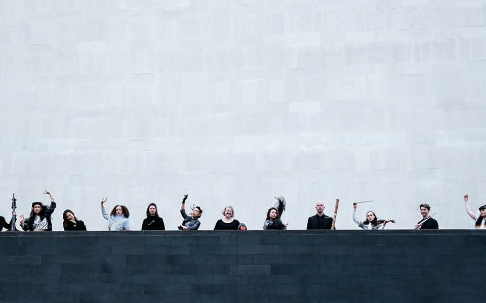 House of Absolute, the Philharmonia's Artist in Residence 2021