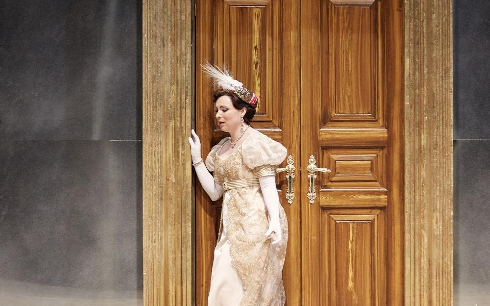 Garsington Opera's Eugene Onegin