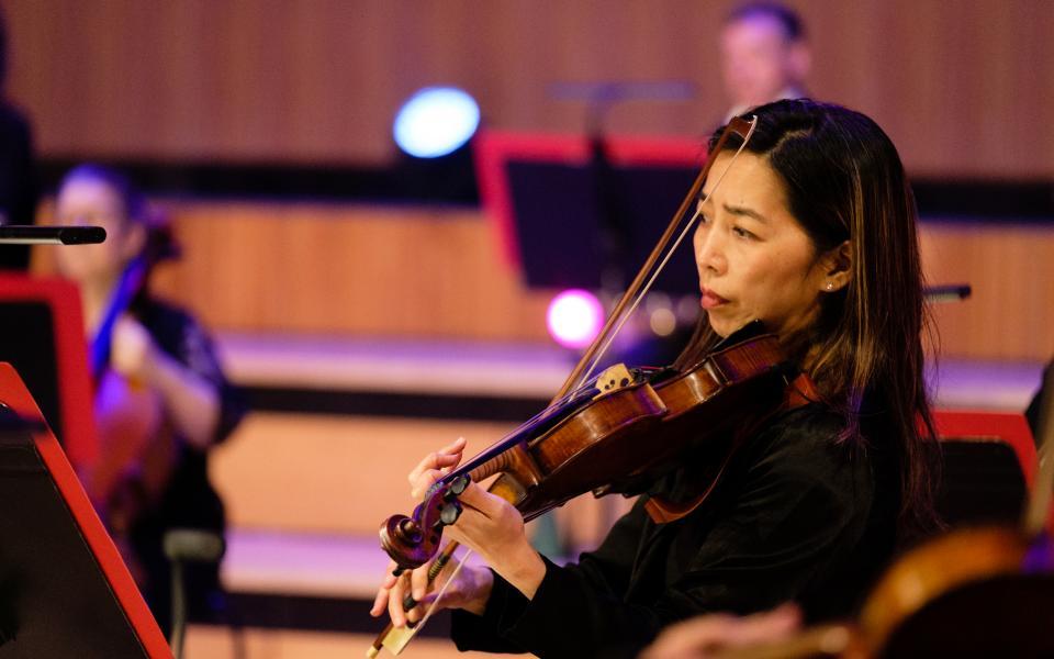 Principal Viola Yukiko Ogura