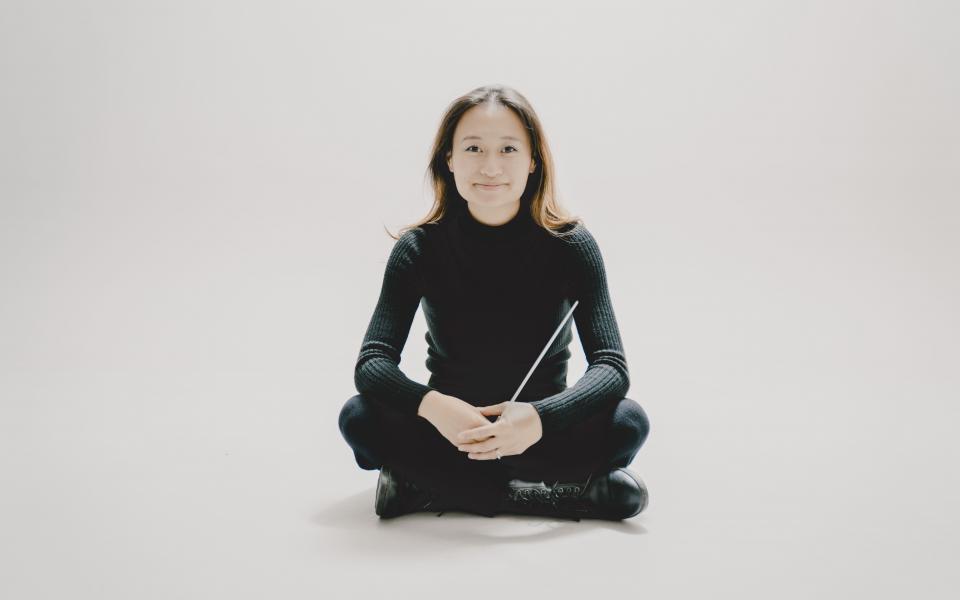 Conductor Tianyi Lu